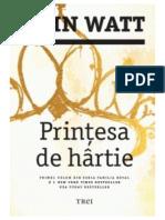 Erin Watt- Printesa de Hartie (Familia Royal Vol.1)