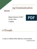 Communication Skills 5083