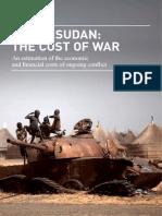 South Sudan Cost War