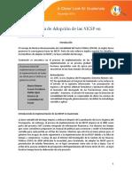 La Experiencia de Adopción de Las NICSP en Guatemala (1)