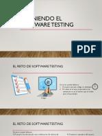 Definiendo El Software Testing