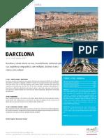 Barcelona Col N Encosta 3 Dias