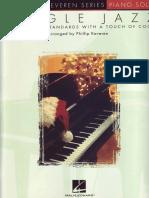 309748501 BOOK Christmas Jingle Jazz