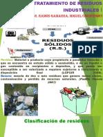 Tratamiento de Residuos Industriales i Merg. 2017