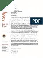 AMVETS Letter to Commissioner Goodell