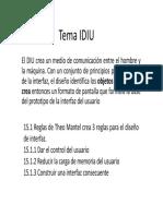 Tema IDIU Pressman