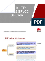 VoLTE Overview and Performance