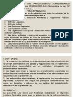 Titulo Prelim. y Acto Administrativo - Clase
