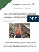 Generalidades de la distribución subterranea