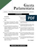 Gaceta Ley General Niños