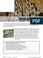 Terracotta Army Article