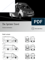 2010 08 the Sprinter Travel TechInfo En