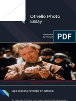 othello photo essay  1