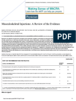 Musculoskeletal Injections_ a Review of the Evidence - American Family Physician