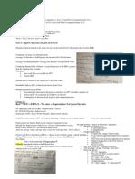 Exam 3 Formula Sheet