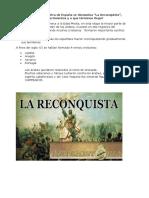 Cultura de Edad Media España
