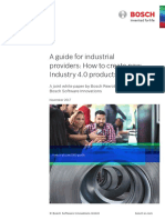 Whitepaper Guide for industry 4.0 Suppliers