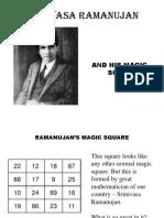s Ramanujan