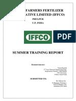 Iffco Report