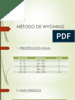 MÉTODO DE WYOMING.pptx