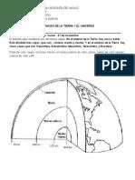 Capas de La Tierra Guía 2