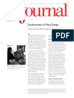 Vol 26 N2 Fundamentals of Plaza Design