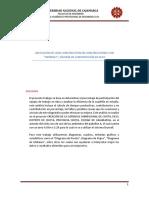 Informe Construcciones en Drywall