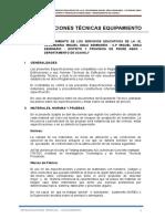 Grau Especificaciones Tecnicas- Equipamiento