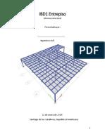 IBD1 - Informe estructural