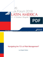 7Cs of Risk Management