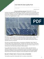 Batikdlidir.com-Batik Fabric Chennai India the Best Quality From Indonesia