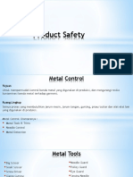 Product Safety - Compress