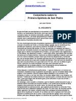 Calvino 1 Pedro