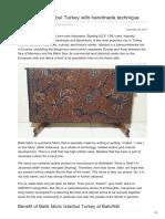Batikdlidir.com-Batik Fabric Istanbul Turkey With Handmade Technique