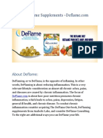 Deflaming Supplements PDF