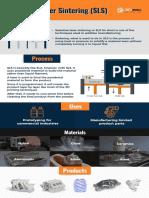 Selective Laser Sintering (SLS)