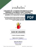 Manual Garabatos