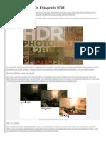 O Guia Definitivo Da Fotografia HDR