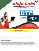 DTP Course training in Janakpuri, New Delhi