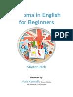 English Starter Pack