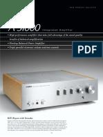 A S1000 Brochure