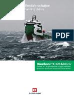 Ulstein Designer PX105 Brochure