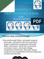 Farmakologi antiadrenergik 2
