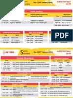 updated kreedotsav 2018 schedule