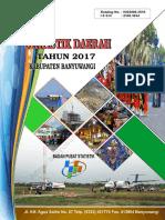 Statistik Daerah Kabupaten Banyuwangi 2017