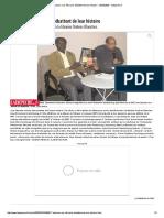 Toulouse. Les Africains Débattent de Leur Histoire - 23-03-2009 - Ladepeche