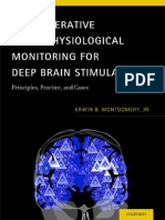 Intraoperative Neurophysiological Monitoring for Deep Brain Stim