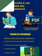TEORÍAS DEL APRENDIZAJE (INTRODUCCIÓN)