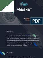 Vidalndt - ndt training institute in Hyderabad and Vijayawada