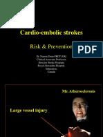 cardioembolic GRH.ppt